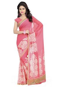 Vaamsi printed Women Sarees