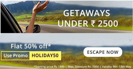 Nearbuy HOLIDAY50