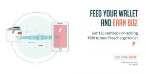 Freecharge Get25