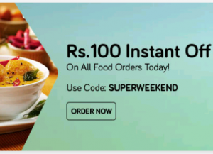 Snapdeal SUPERWEEKEND