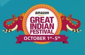 Amazon Diwali Great India Festival