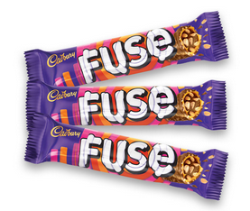 Cadbury Fuse Milk Chocolate Bar
